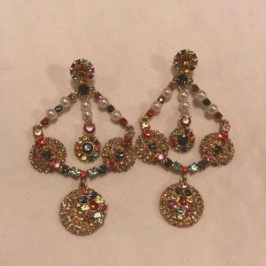 Jcrew fashion jewelry earrings NWOT❗️ SOLD OUT❗️